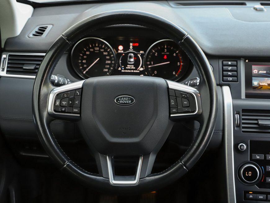 Land Rover Discovery Sport TD4 HSE in Grau/Corris Grey Metallic